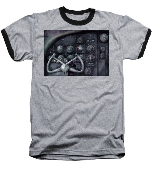 Air - The Cockpit Baseball T-Shirt