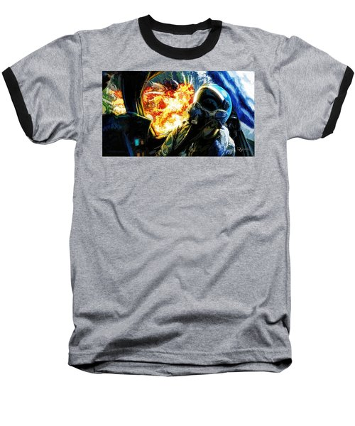 Air To Ground Baseball T-Shirt