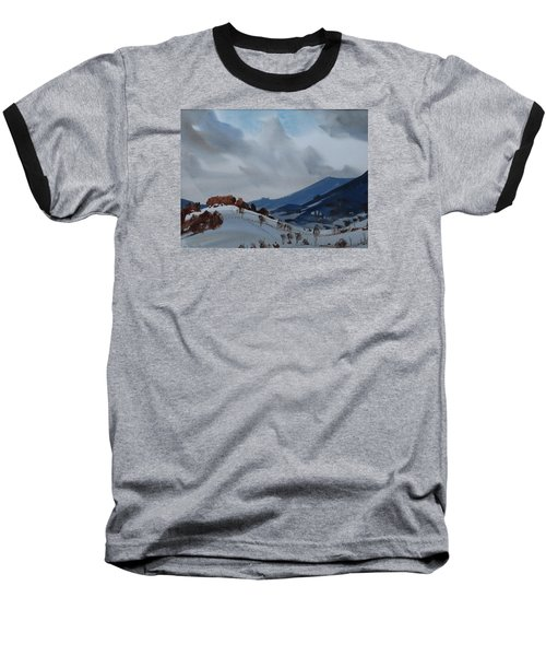 Airyhill Baseball T-Shirt by Len Stomski