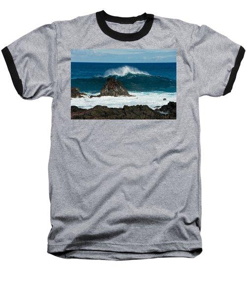Akahange Wave Baseball T-Shirt
