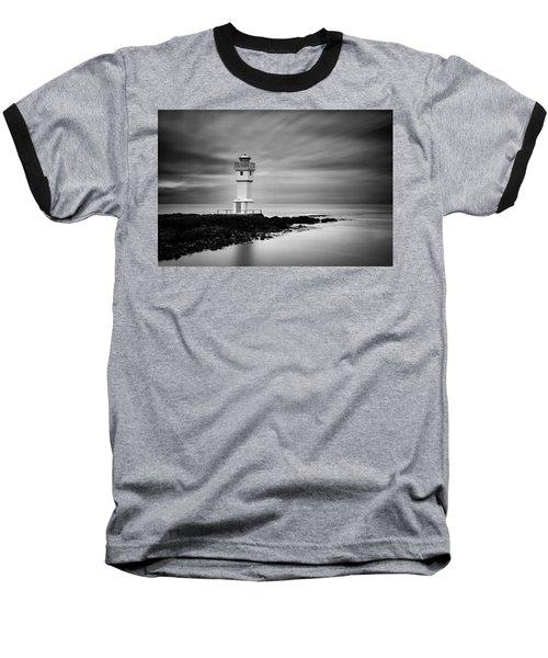 Akranes Lighthouse Baseball T-Shirt