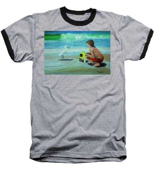 Al Baseball T-Shirt