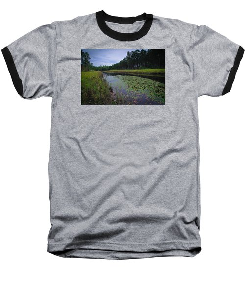 Baseball T-Shirt featuring the photograph Alabama Country by Julie Andel