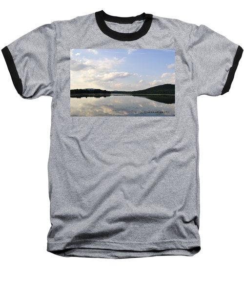 Alabama Mountains Baseball T-Shirt