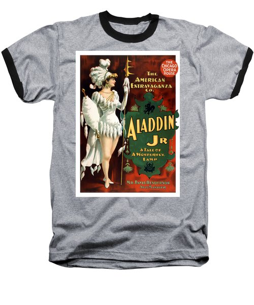 Aladdin Jr Amazon Baseball T-Shirt