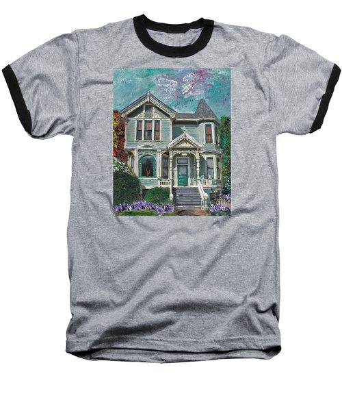 Alameda 1897 - Queen Anne Baseball T-Shirt