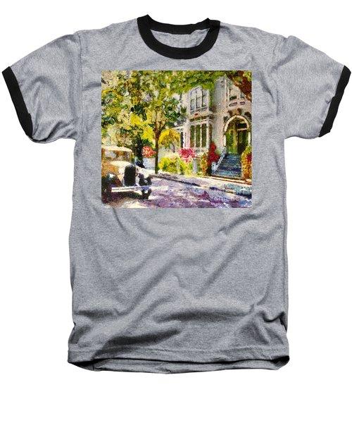 Alameda  Afternoon Drive Baseball T-Shirt