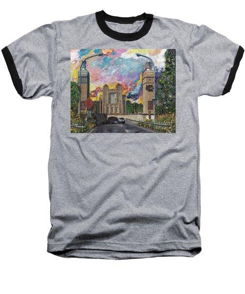 Alameda Webster Posey Tube Portal 1928 Baseball T-Shirt