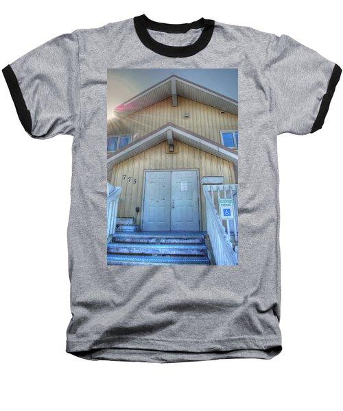 Alaskan Church Baseball T-Shirt