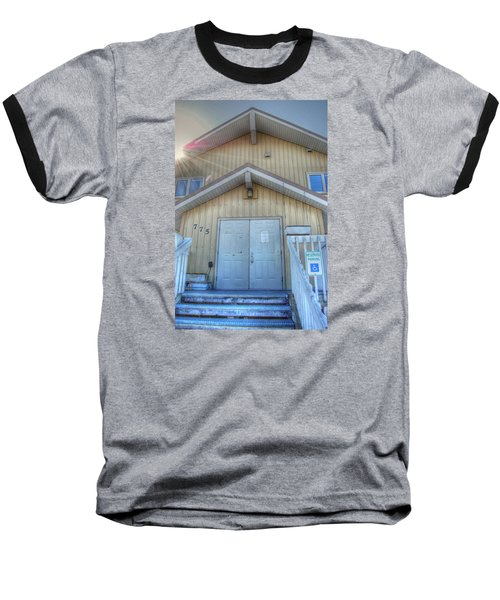 Alaskan Church Baseball T-Shirt