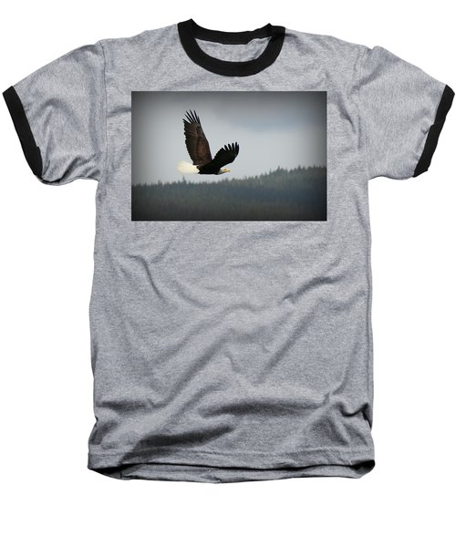 Alaskan Flight Baseball T-Shirt