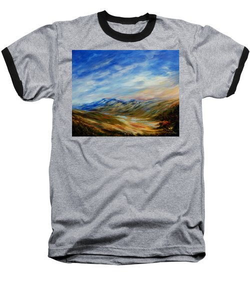Alberta Moment Baseball T-Shirt