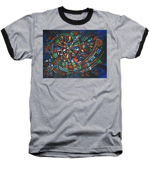 Alcheringa Baseball T-Shirt