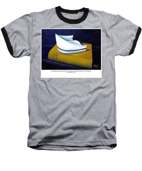 Alderson-broaddus College Baseball T-Shirt by Marlyn Boyd
