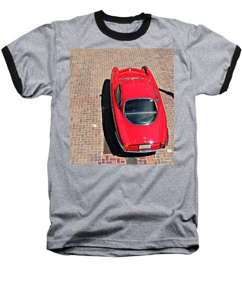 Alfa Romeo Giulietta Sprint Speciale Baseball T-Shirt