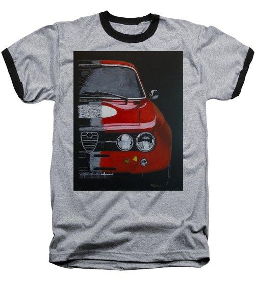 Alfa Romeo Gtv  Baseball T-Shirt