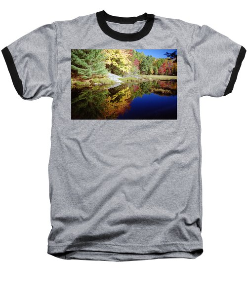 Algonquin Reflection Baseball T-Shirt