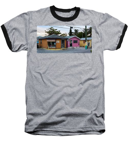 Alice Town Shops Baseball T-Shirt