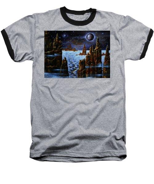 Ice Planet  Baseball T-Shirt