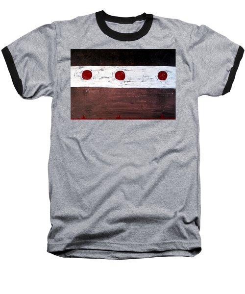 Alignment Original Painting Baseball T-Shirt