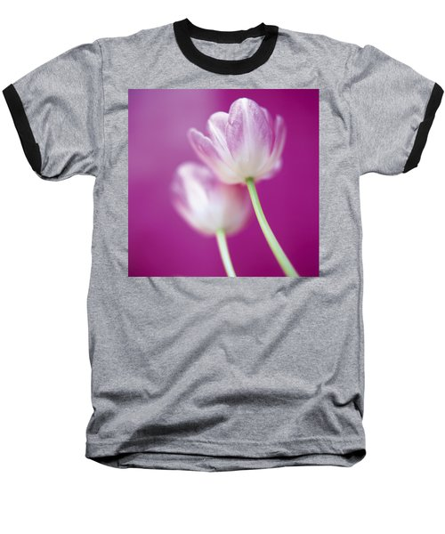 Baseball T-Shirt featuring the photograph Alike by Lana Enderle