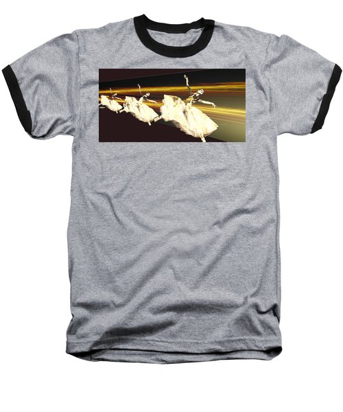 Alive In The Music Baseball T-Shirt