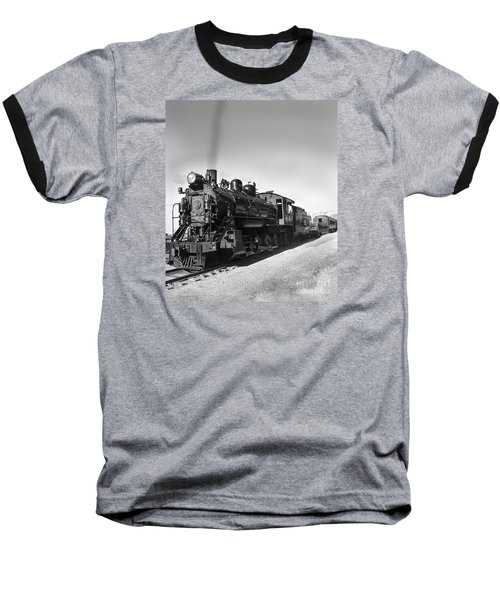 All Aboard Baseball T-Shirt by Robert Bales