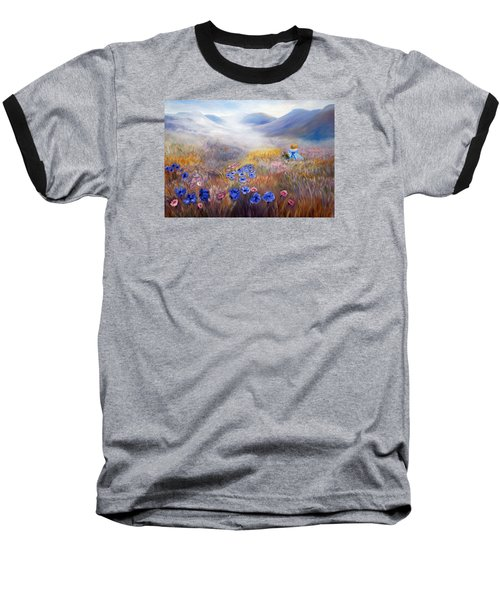 All In A Dream - Impressionism Baseball T-Shirt
