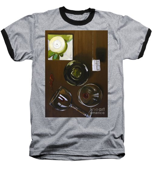 All Looked Fine From Our Perspective Baseball T-Shirt