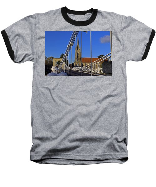 All Saints Church Baseball T-Shirt