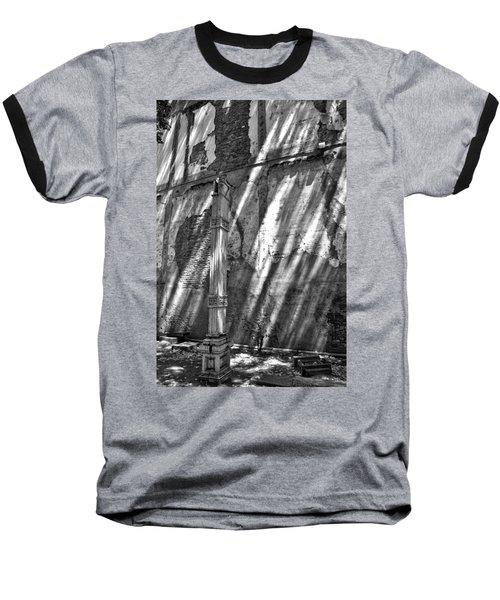 All That Is Left Baseball T-Shirt