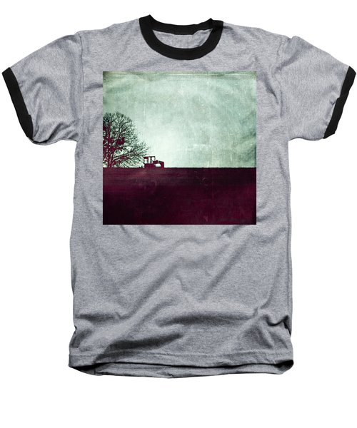 All That's Left Behind Baseball T-Shirt