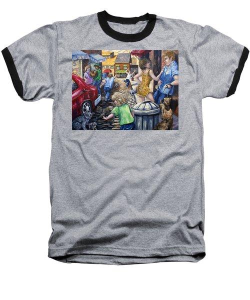 Alley Catz Baseball T-Shirt