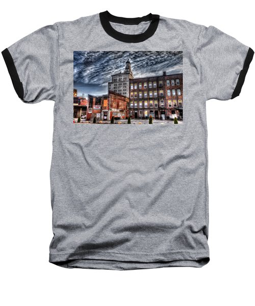 Baseball T-Shirt featuring the photograph Alley View by Ray Congrove