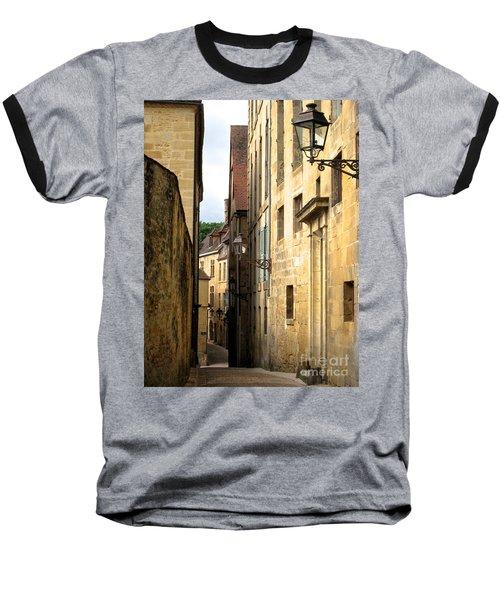 Alleys Of Sarlat Baseball T-Shirt