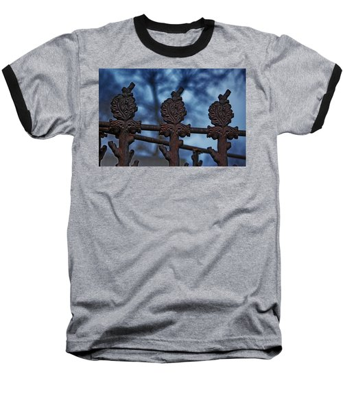 Baseball T-Shirt featuring the photograph Alliance by Rowana Ray