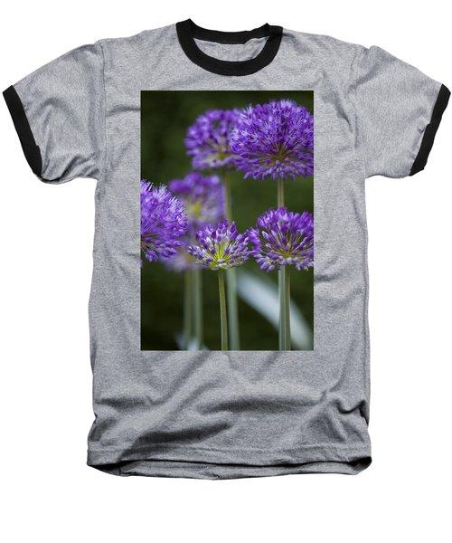 Alliums Baseball T-Shirt