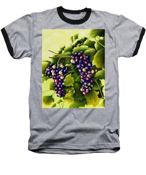 Almost Harvest Time Baseball T-Shirt