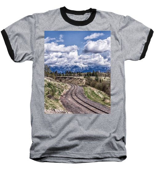 Almost Home Baseball T-Shirt
