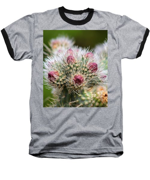 Baseball T-Shirt featuring the photograph Almost by Tammy Espino