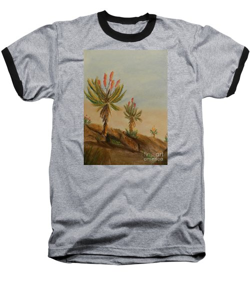 Aloes Baseball T-Shirt