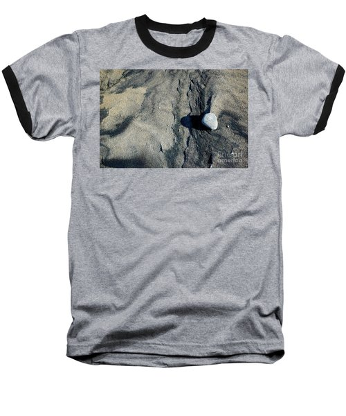 Baseball T-Shirt featuring the photograph Alone by Christiane Hellner-OBrien