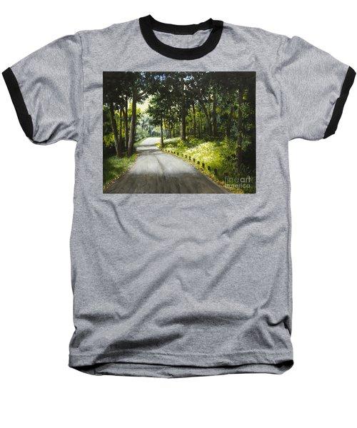 Along The Way Baseball T-Shirt