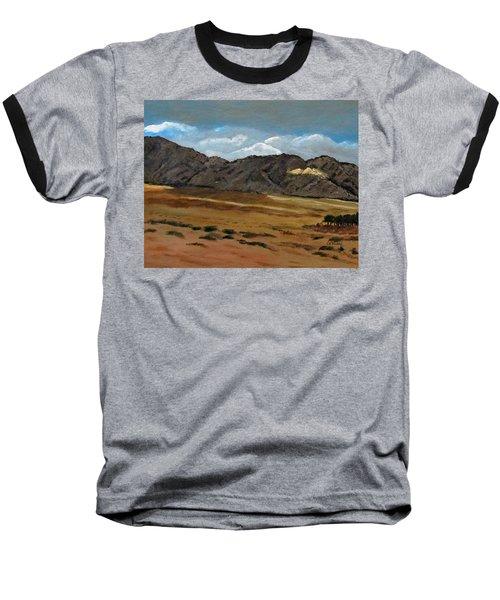 Along The Way To Eilat Baseball T-Shirt