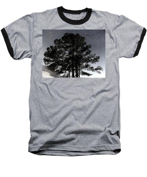 Asphalt Reflections Baseball T-Shirt