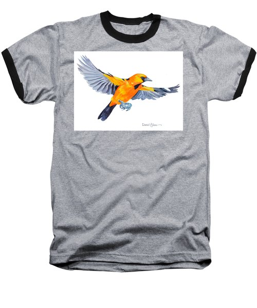 Da200 Altimira Oriole By Daniel Adams  Baseball T-Shirt