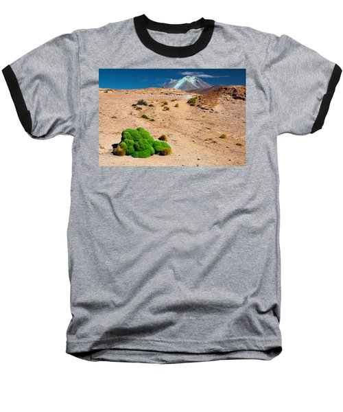 Altiplano Landscape Baseball T-Shirt by Dirk Ercken