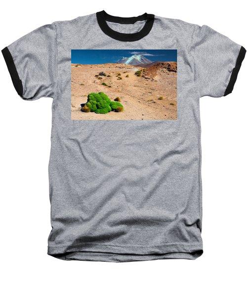 Altiplano Landscape Baseball T-Shirt