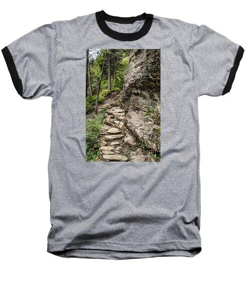 Alum Cave Trail Baseball T-Shirt