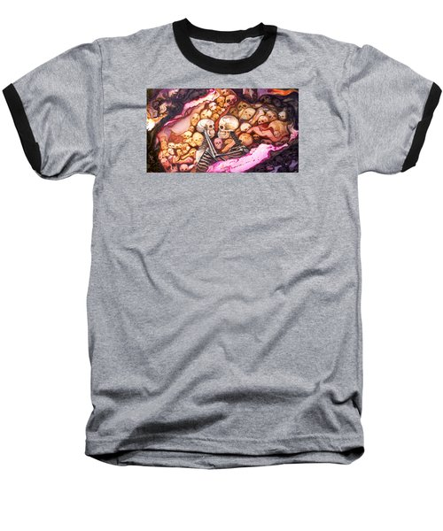 Amar Pa Siempre Baseball T-Shirt